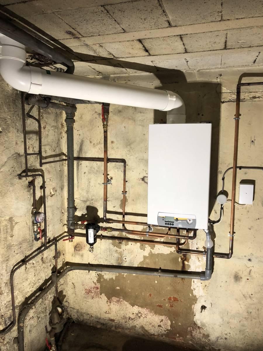 Installation Chaudière À Condensation trouver un installateur de chaudière gaz sur le havre 76 et